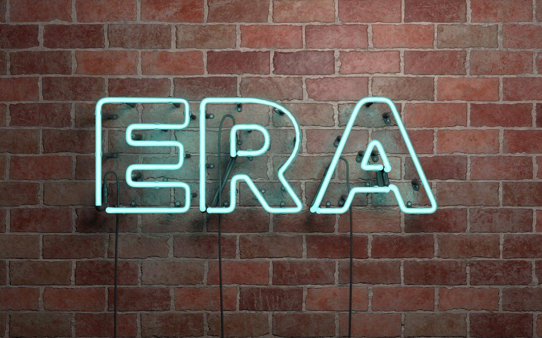ERA-Überarbeitung und Kommunikation